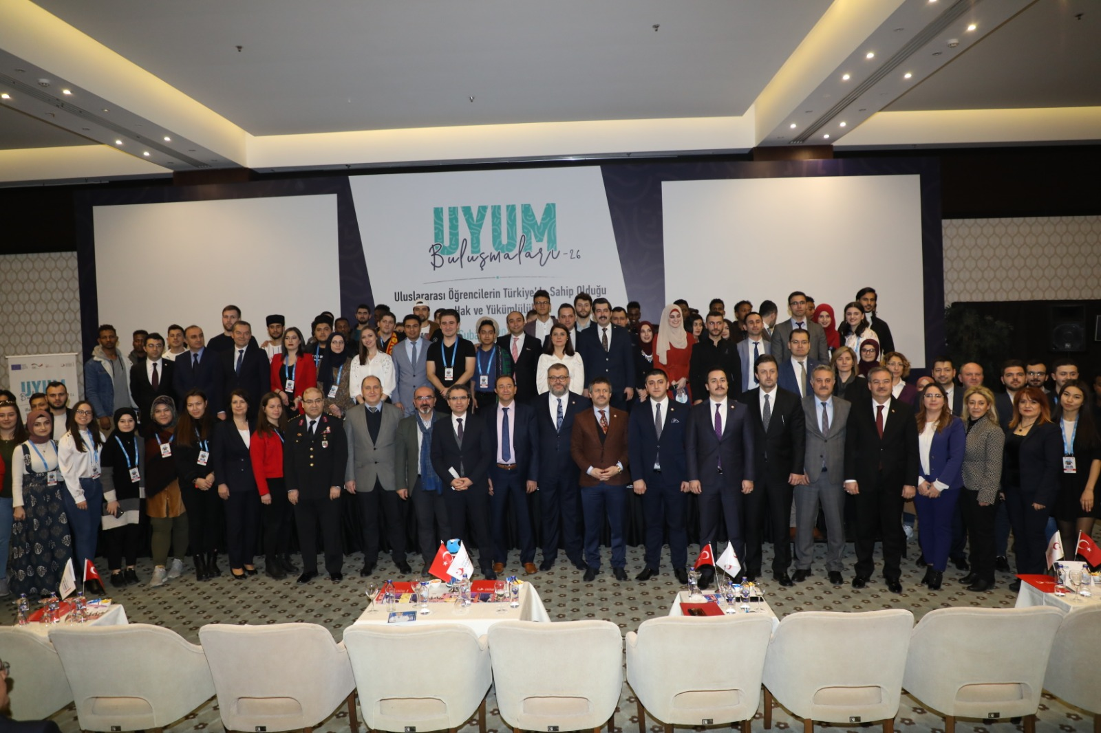 Uyum Buluşmaları Edirne'de Düzenlendi