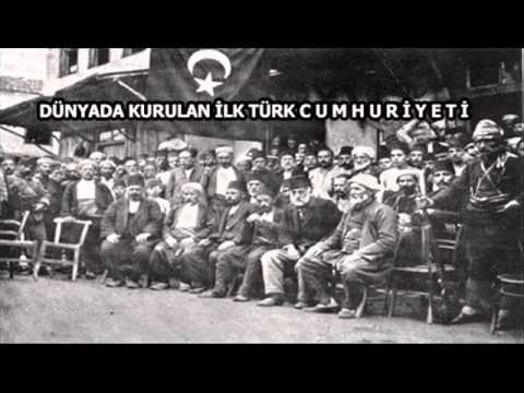 104 Yıl Önce Atalarımızın Kurduğu Cumhuriyeti Anıyoruz