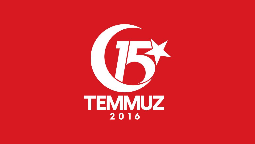 15 Temmuz Demokrasi Mücadelesini Unutmuyoruz