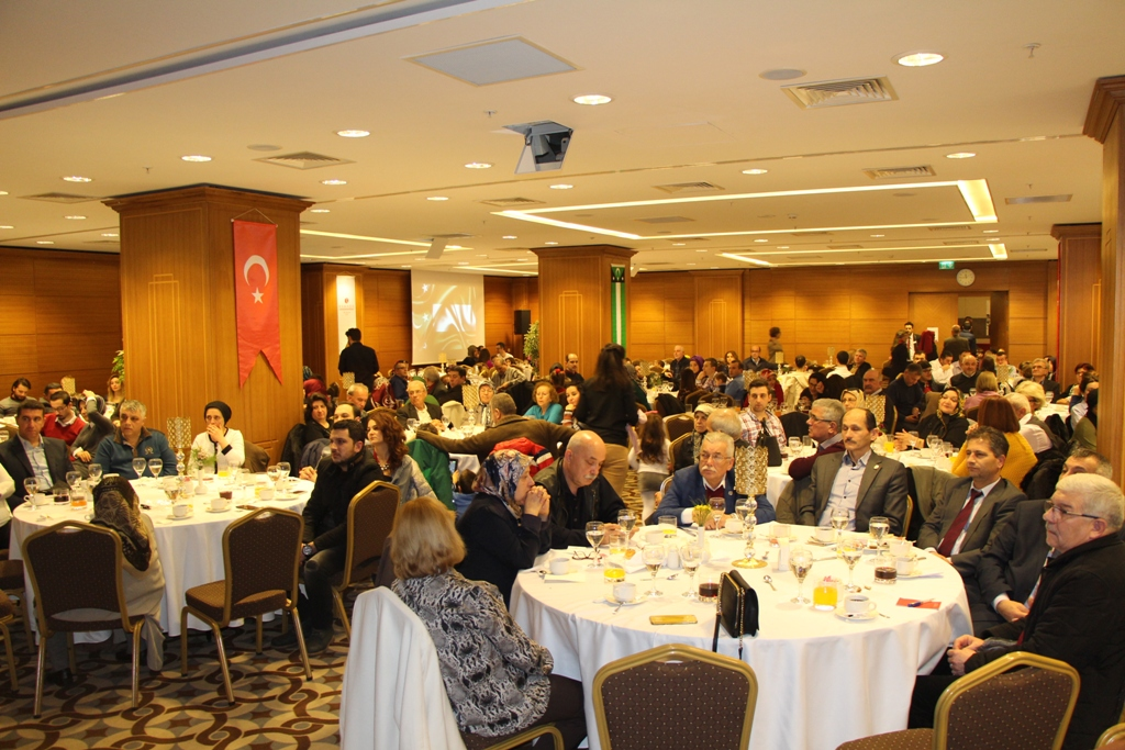29 Ocak İzmit'te Kahvaltılı Toplantıda Anıldı