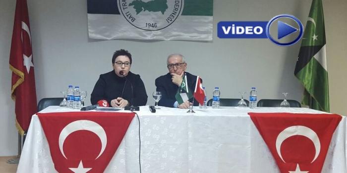 29 Ocak Milli Direniş Günü etkinlikleri Zeytinburnu Konferansı Geniş Özeti