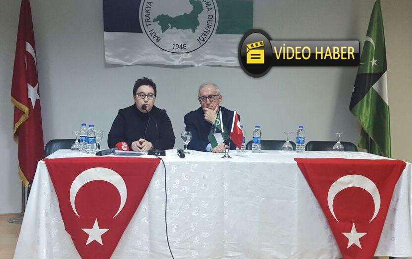 29 Ocak Milli Direniş Günü Zeytinburnu'nda Konferansla Anıldı