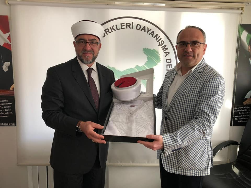 Ahmet Mete Bursa Şubemizi Ziyaret Etti