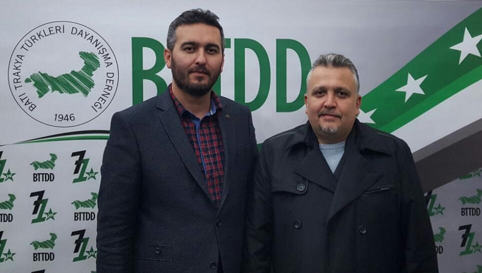 Alpay Ahmet Genel Merkez ve Bursa Şubemizi Ziyaret Etti