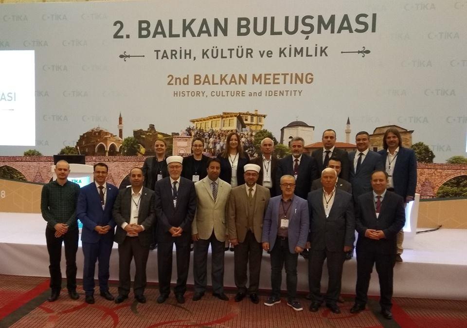 Ankara'da Balkan Buluşması Gerçekleşti