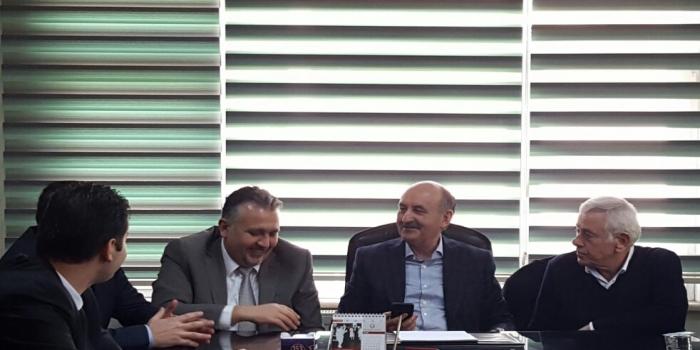 Bakanımız Zeytinburnu'nda Camiamız İle Kahvaltıda Buluştu