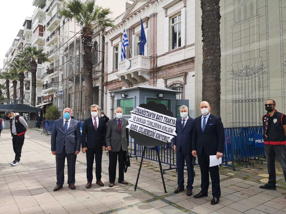Balkan Camiasının Sesi Bu Kez De İzmir'den Yükseldi