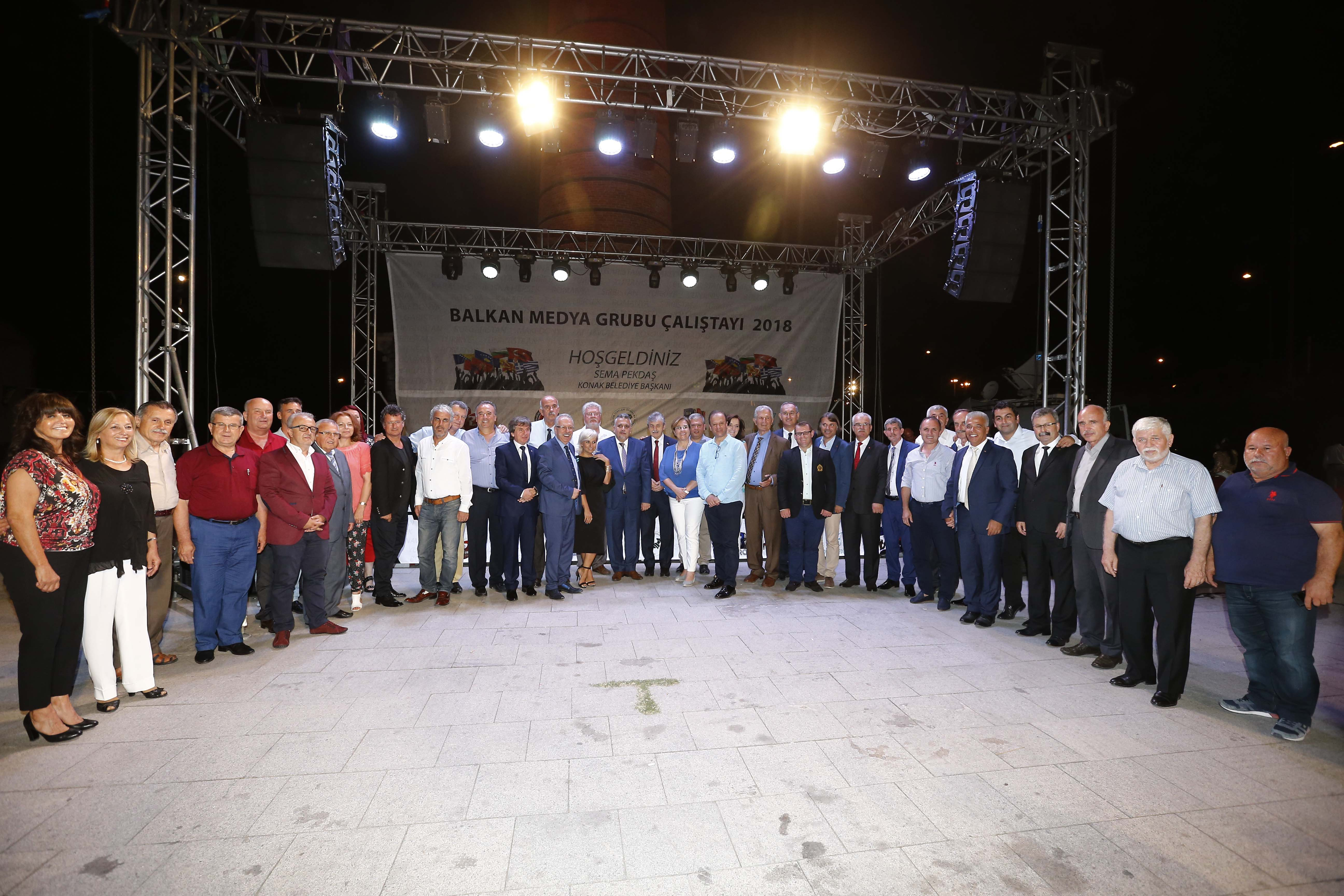 Balkan Medya Çalıştayı İzmir'de Gerçekleşti