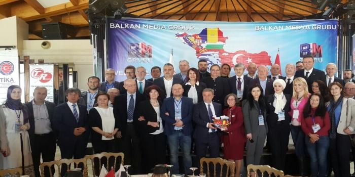 Balkan Medya Grup Toplantısı İstanbul'da Başladı