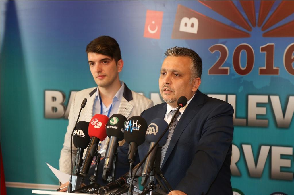Balkan Televizyonları Zirvesi Tek Rumeli Canlı Yayını