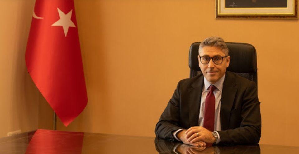 Başkonsolosumuz Murat Ömeroğlu Babasını Kaybetti