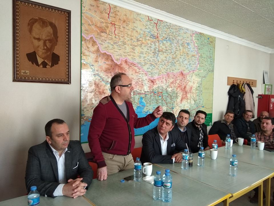 Batı Trakya Spor Kulübü Osmangazi Şubesine Ziyaret
