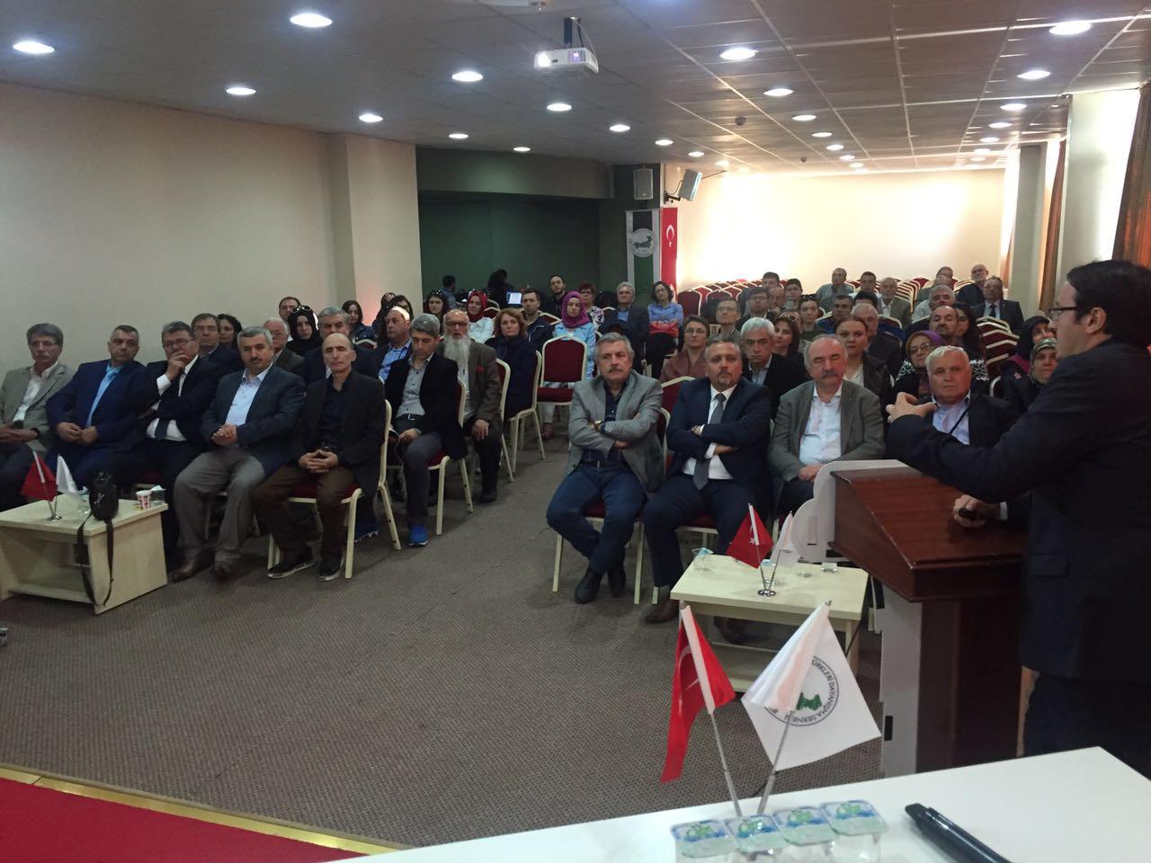 Batı Trakya Türk Azınlığının Dünü ve Bugünü Konulu Konferans