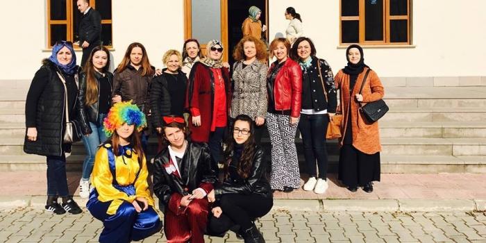 Bursa'da Batı Trakya'dan Uzanan Sevgi Eli