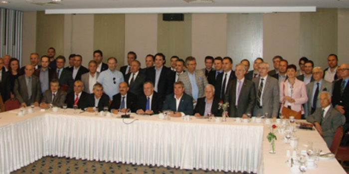 Batı Trakyalı Gazeteciler, Türkiye'deki Meslektaşlarıyla İstanbul'da Buluştu
