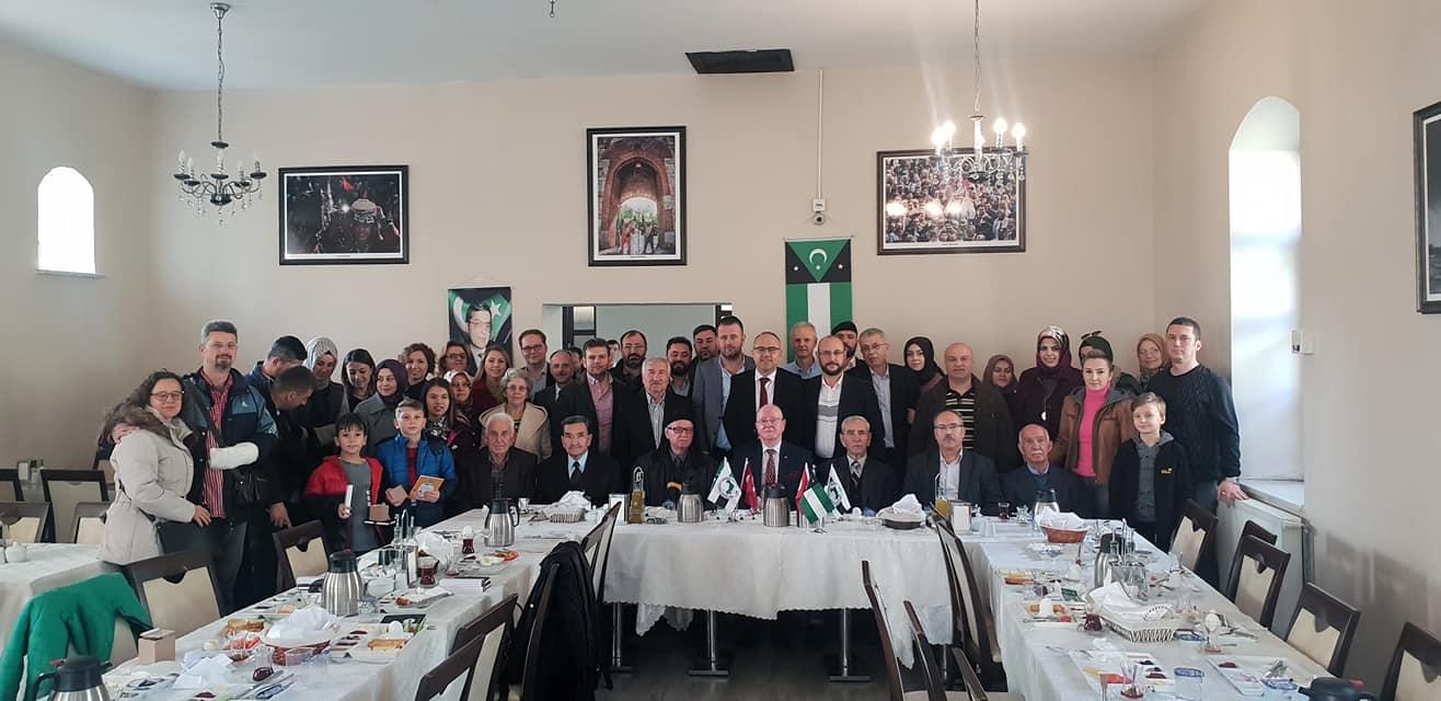 Batı Trakyalı Öğretmenlerimiz Bursa ve İzmit'te Bir Araya Geldi
