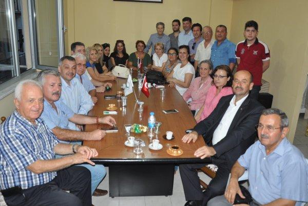 Batı Trakya'lılar İzmit'te Bayramın Son Günü Buluştular