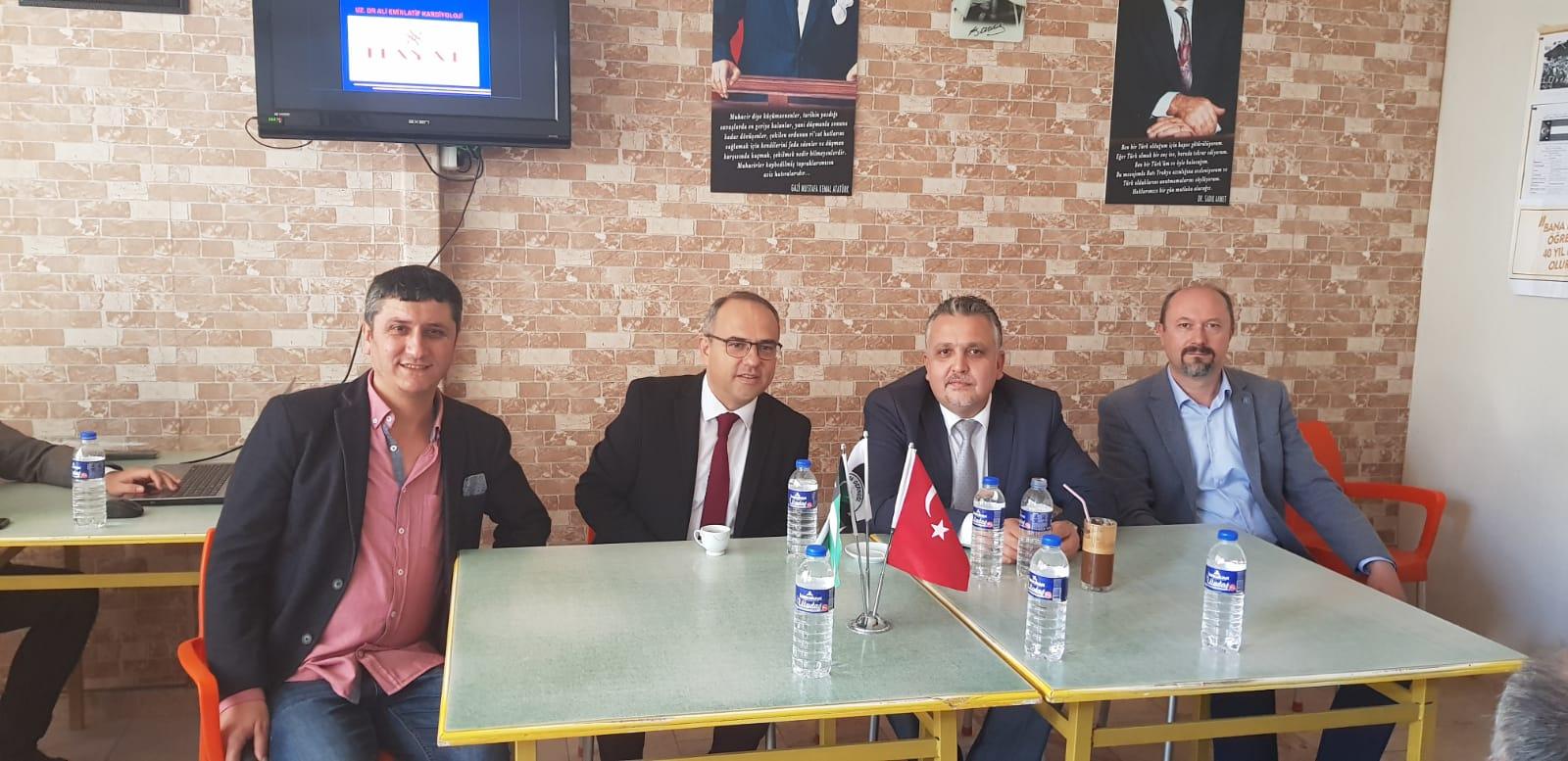 Spor Kulübü Osmangazi Şubesi Sosyal Sorumluluk Projesinde Startını Verdi