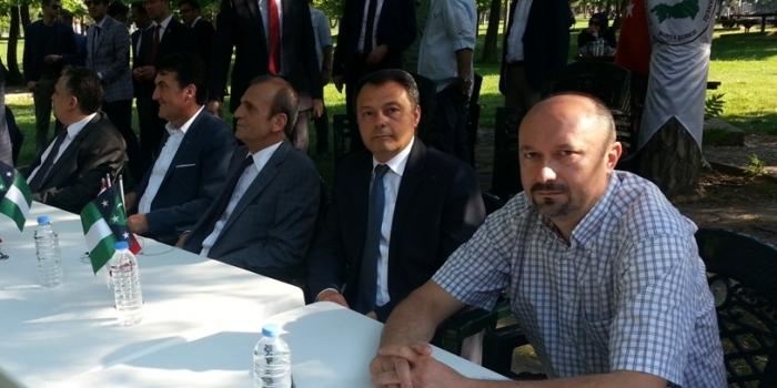 BTTDD Bursa Şubesinde Bayramlaşma Töreni