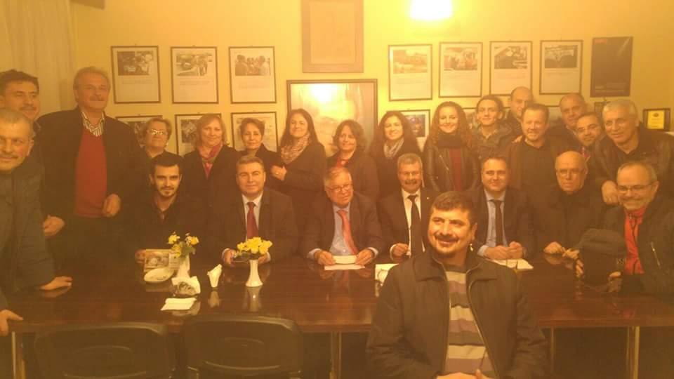 BTTDD İzmir Şubesi 29 Ocak Milli Direniş Günü Etkinliği