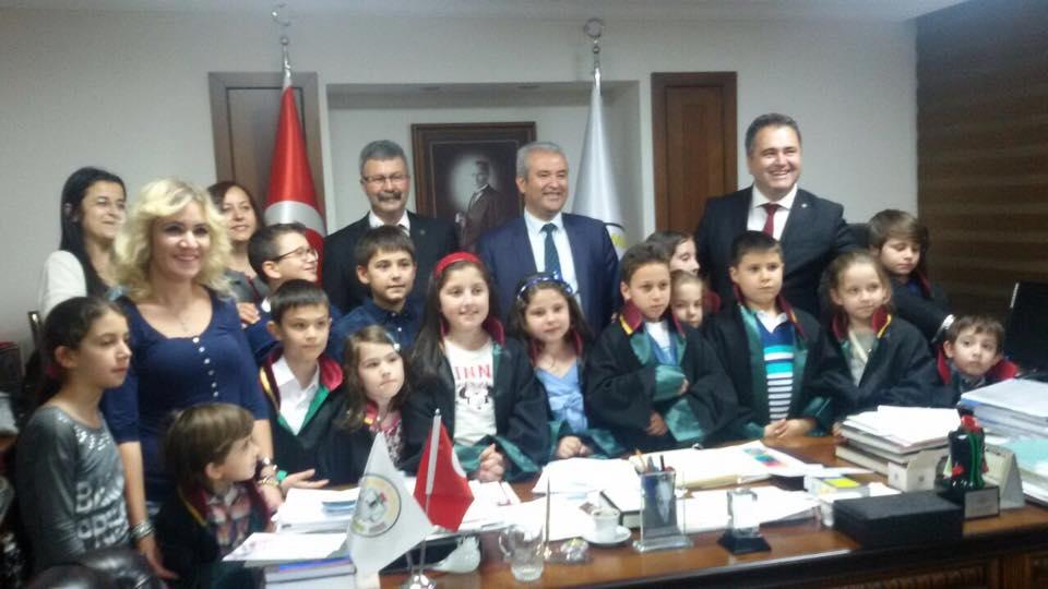 BTTDD İzmir Şubesinde 23 Nisan Etkinliği