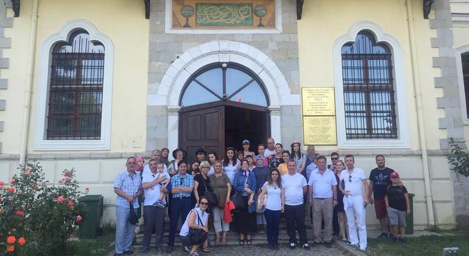 BTTDD İzmit Şubesi Balkan Turu
