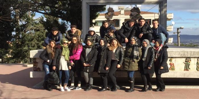 BTTDD Zeytinburnu Gençlik Kollarının Bursa Gezisi