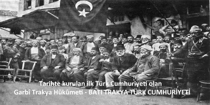 Bu Kutsal Topraklar Adına Şehit Olan Batı Trakya Türkleri