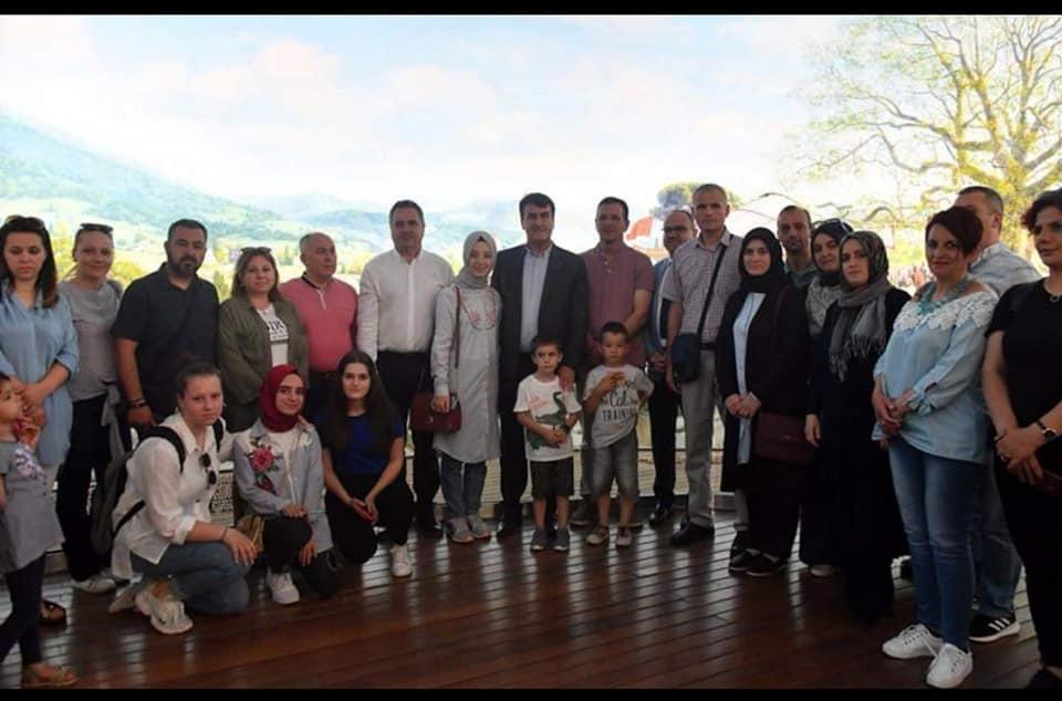 Bursa Şubesi Muzaffer Salihoğlu Lisesi Okul Aile Birliğini Ağırladı