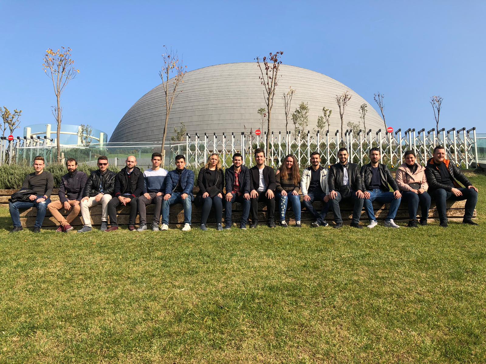 Bursa'da Batı Trakyalı Gençlerimiz Bir Araya Geldi
