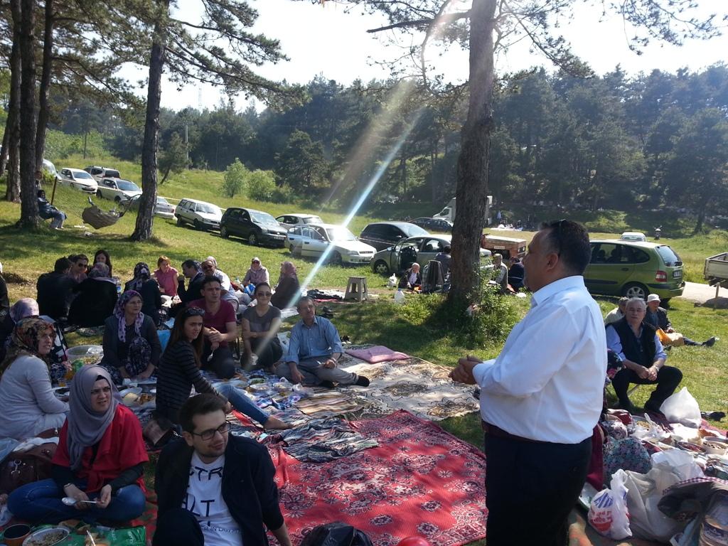 Bursa'da Muhteşem Hıdırellez Etkinliği