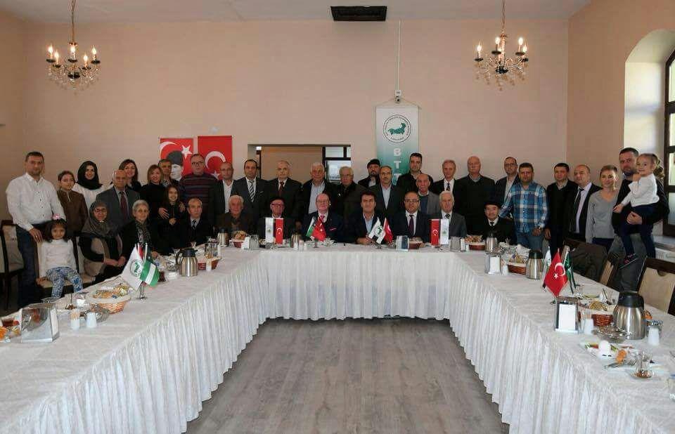 Bursa'da Öğretmenlerimiz Unutulmadı