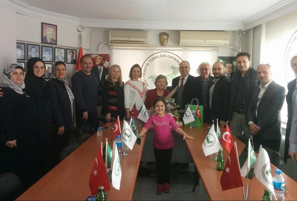 Bursa'da Yılın Kadını Ödülü Verildi