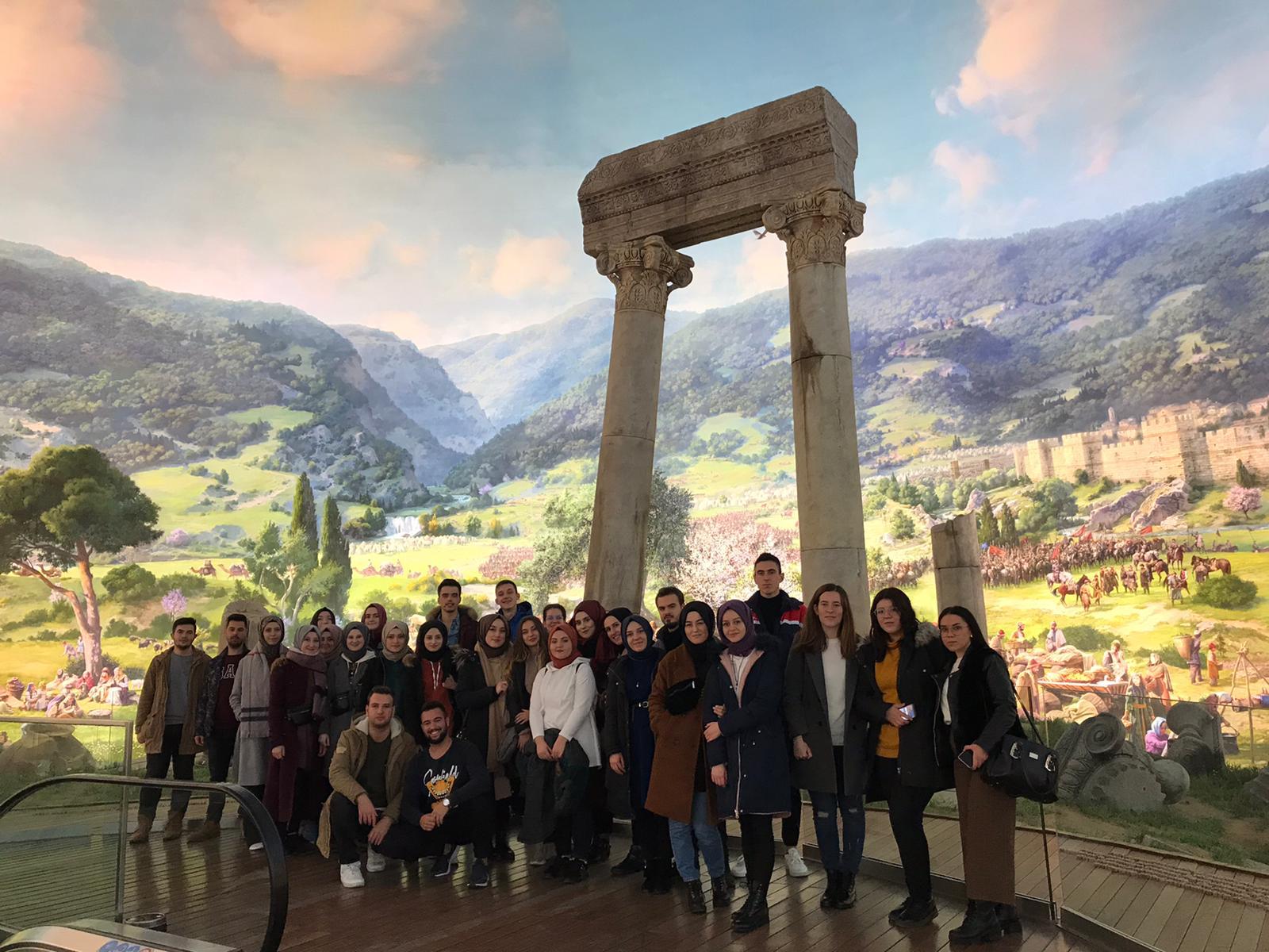 Çanakkale Temsilciliğimiz Bursa'ya Gezi Düzenledi