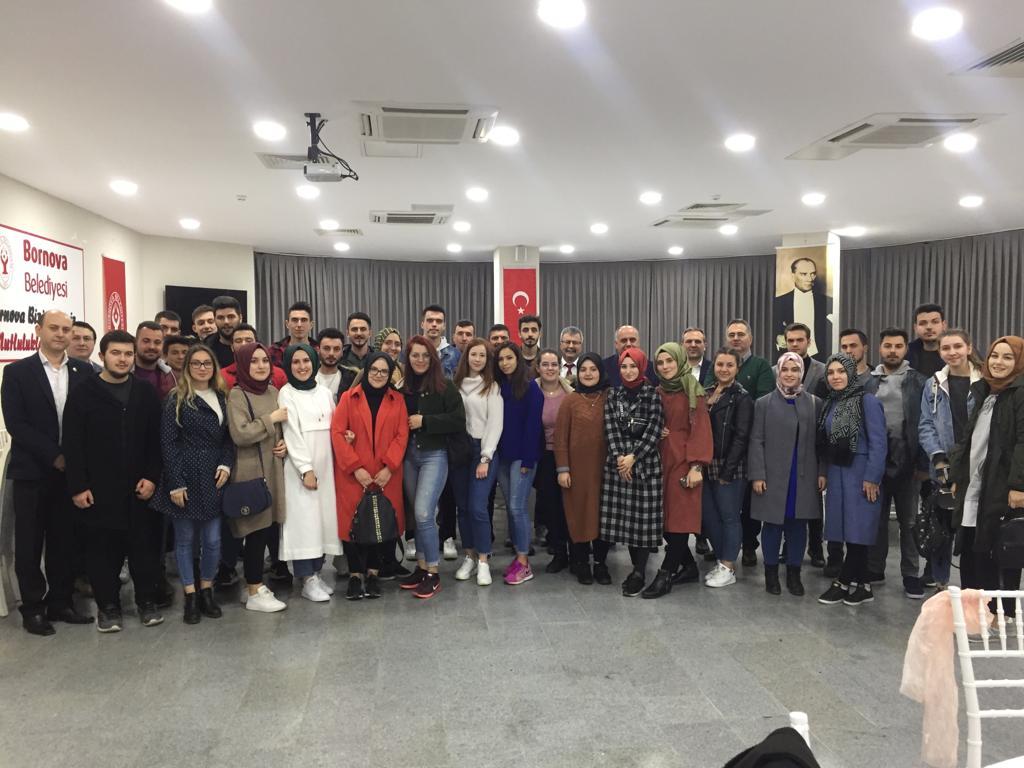 Çanakkale Temsilciliğimizden İzmir Gezisi