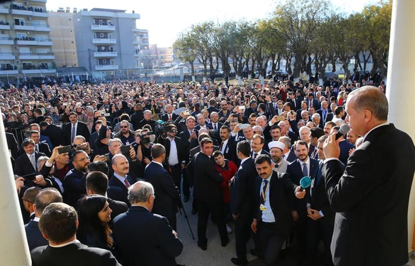 Cumhurbaşkanı Recep Tayyip Erdoğan'dan Batı Trakya'ya Tarihi Ziyaret
