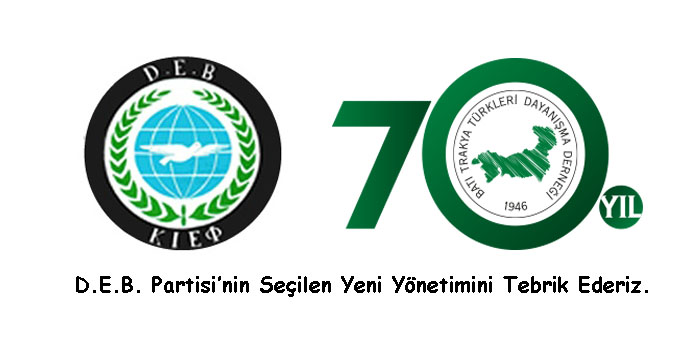 DEB Partisi Mustafa Ali Çavuş ile Devam Dedi