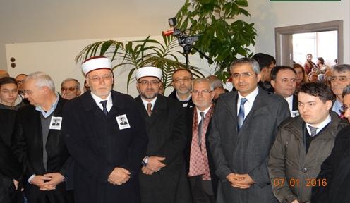 Dostluk Eşitlik Barış Partisi Genel Merkezi Açıldı