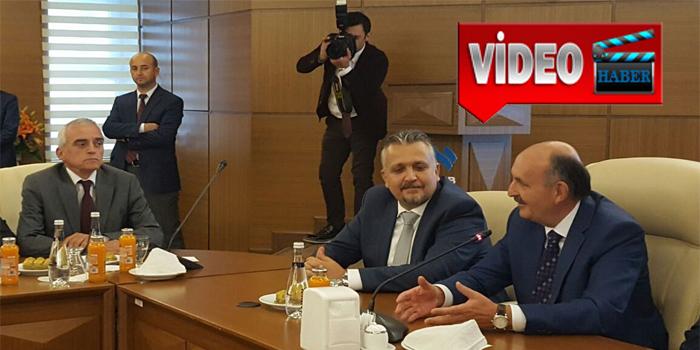 Dr. Mehmet Müezzinoğlu'na Gerçekleştirdiğimiz Ziyaretin Yansımaları
