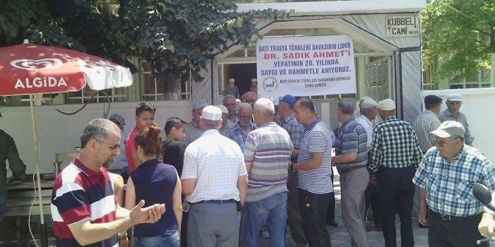 Dr. Sadık Ahmet Soma'da Unutulmadı, Unutulmayacak...