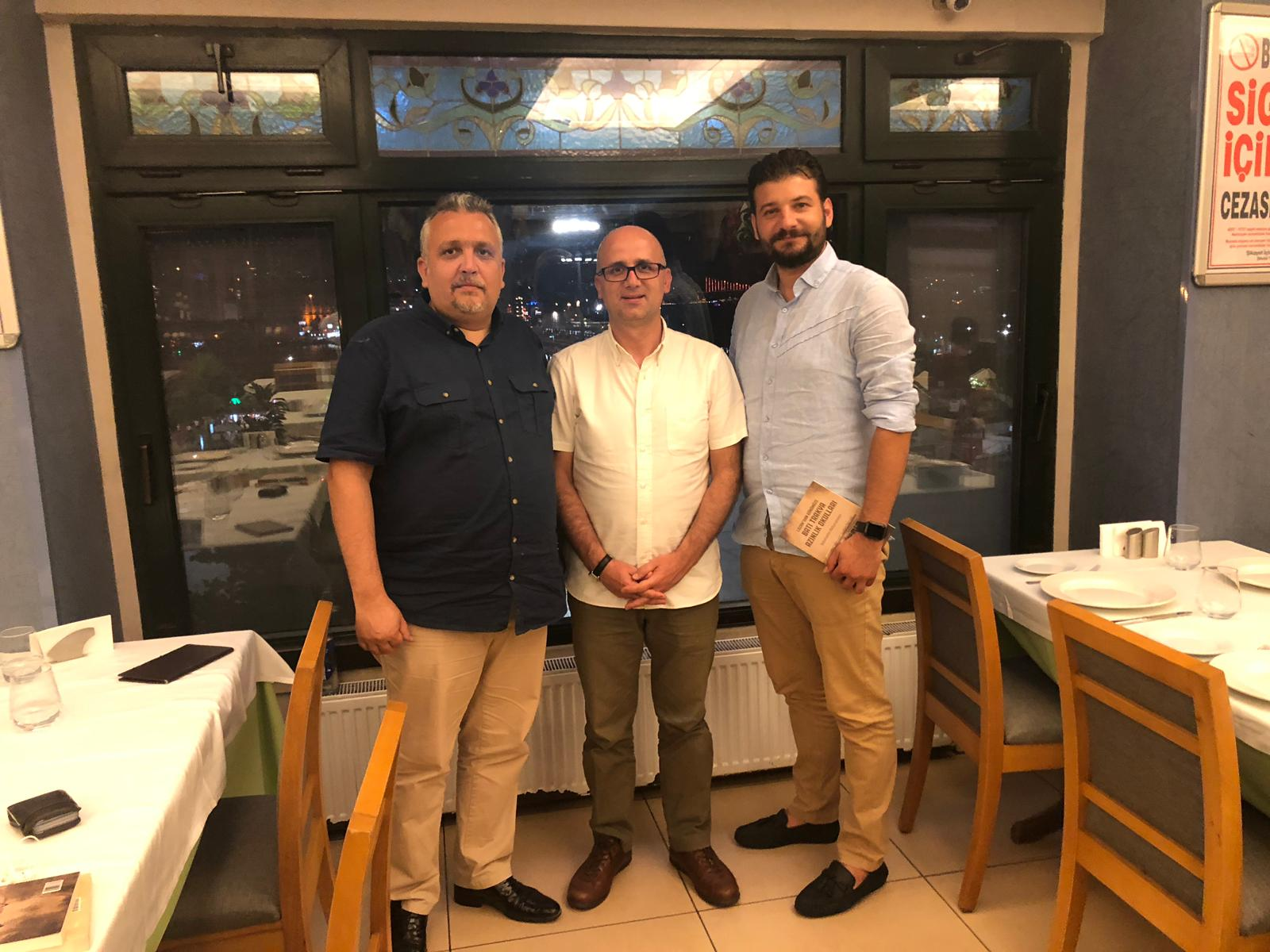 Dr. Sabahattin Abdurrahman'ın Lozan'dan Günümüze Batı Trakya Azınlık Okulları Paneli Gerçekleşti