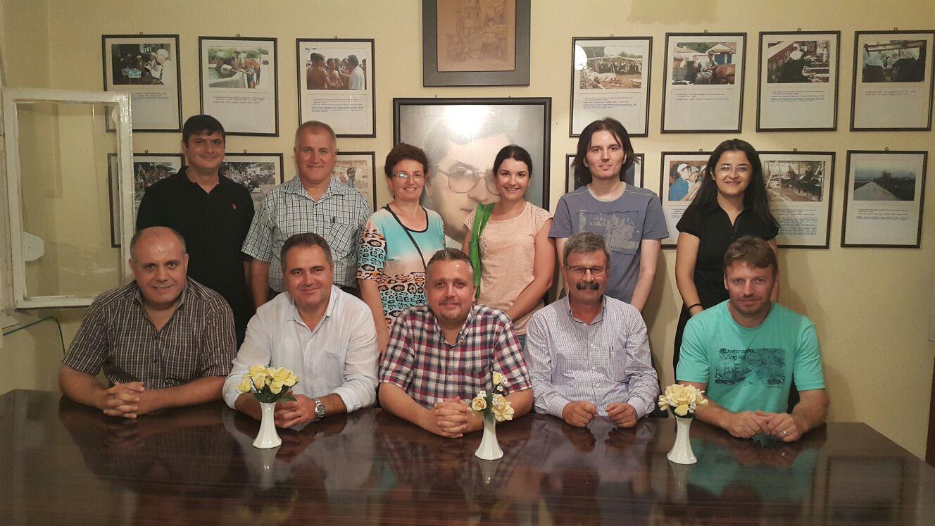 Genel Başkan İzmir Şubemizi Ziyaret Etti