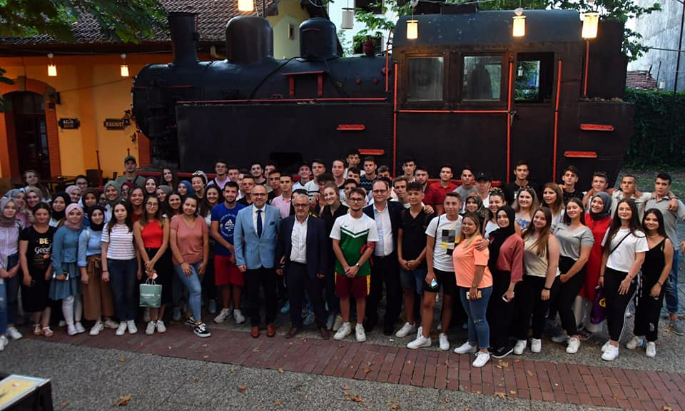 Gümülcine Türk Gençler Birliğinden Bursa Şubesine Ziyaret