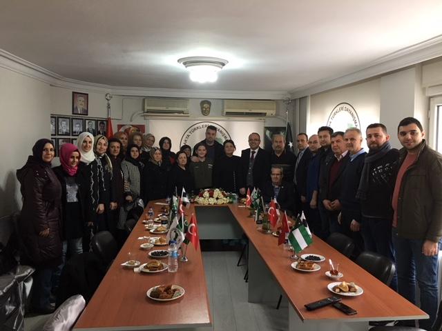 Işık Sadık Ahmet Bursa Şubemizi Ziyaret Etti