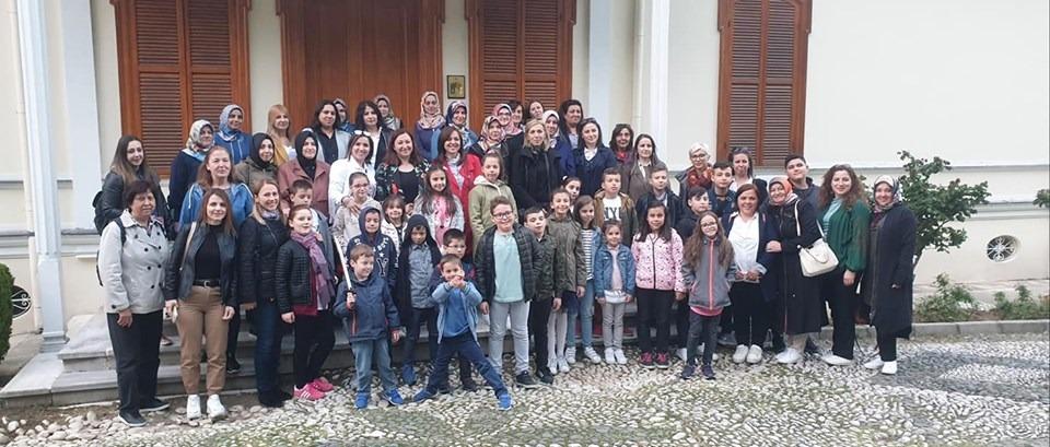 İskeçe'den Gelen Kadınlarımızı Bursa da Ağırladık