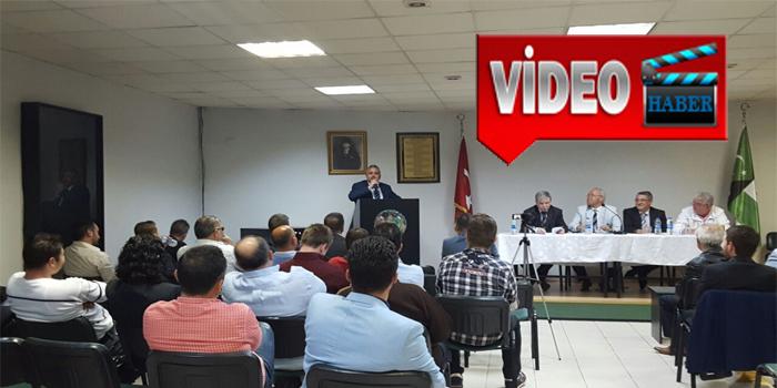 İstanbul Batı Trakya Türkleri Spor Kulübü Kongresi