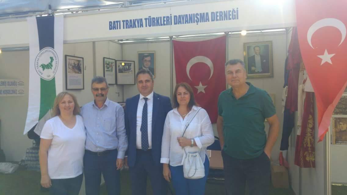 İzmir Buca'da Balkan Rüzgarı Esti