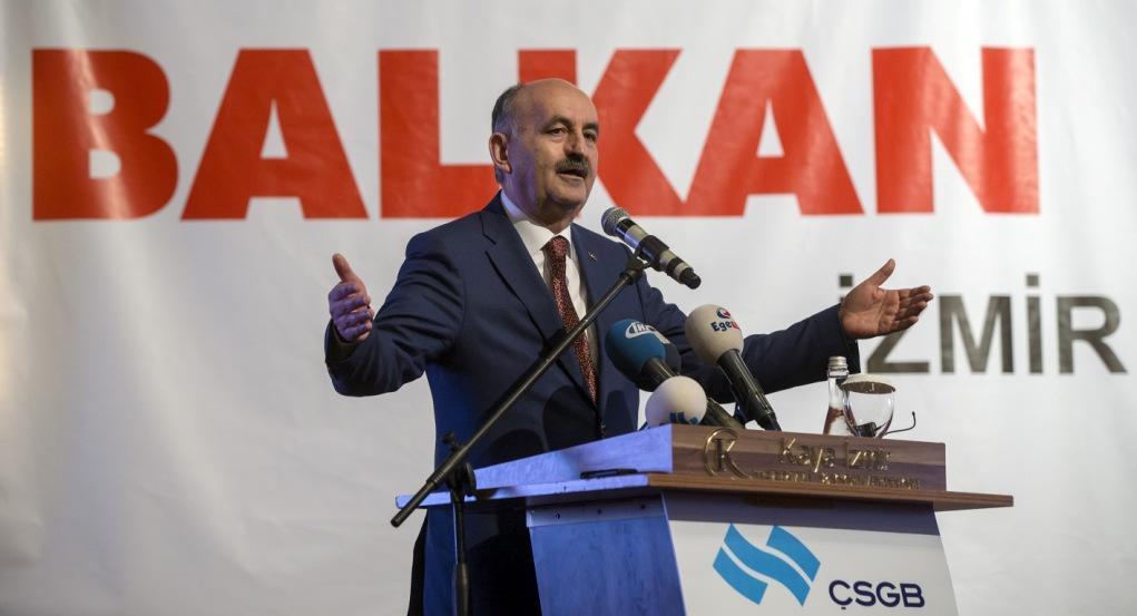 İzmir'de Balkan Göçmenleri Çalıştayı Gerçekleştirldi