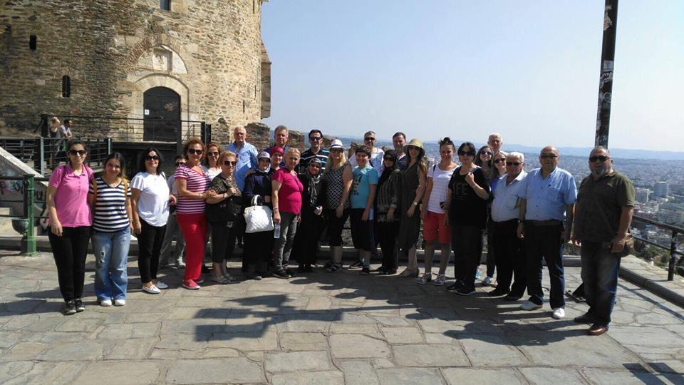 İzmit Şubemiz'den Bayramda Yunanistan Programı