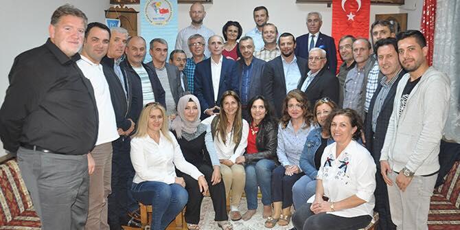 Kocaeli'de Balkan Dernekleri Toplantısı Gerçekleşti